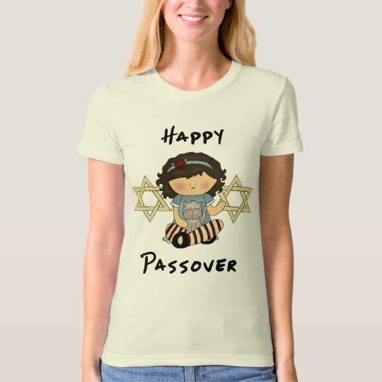 A Happy Passover Girl T-Shirt