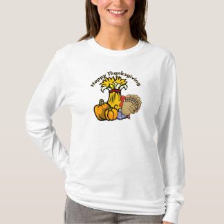 A Happy Thanksgiving Day T-Shirt