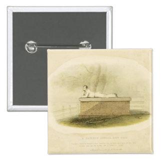A Harrow School Boy (1805) - Lord Byron (1788-1824 Button