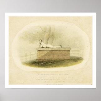 A Harrow School Boy (1805) - Lord Byron (1788-1824 Poster