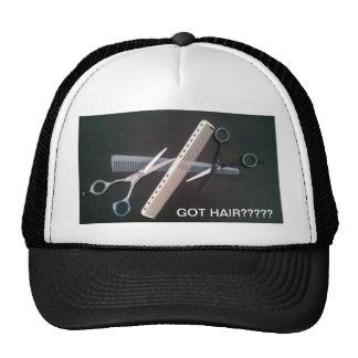 A hat for the Hair stylist