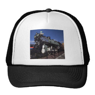 A  Hat for Train Enthusiests