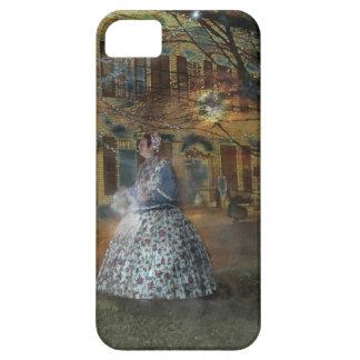 A Haunted Tale in Dahlonega iPhone SE/5/5s Case
