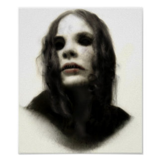 A Haunting Portrait Poster