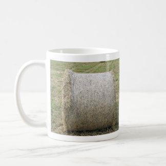 A Hay bale Coffee Mug