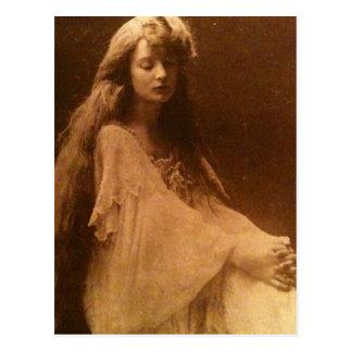 A hazy Victorian daydream Postcard