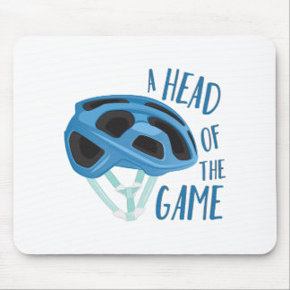 A Head Of Game Mouse Pad