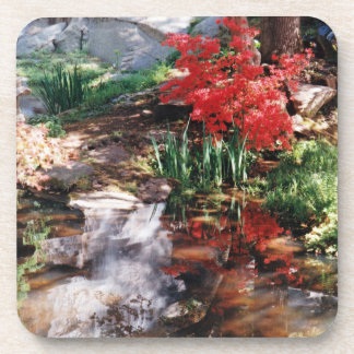 A Healing Place Beverage Coaster