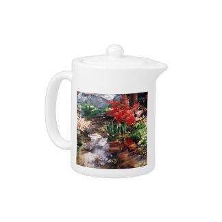 A Healing Place Teapot