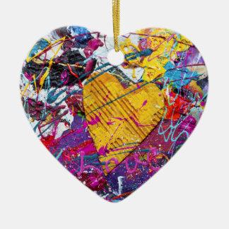 A heart for art christmas ornaments
