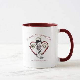 A Heart for Gabby Rose Mug