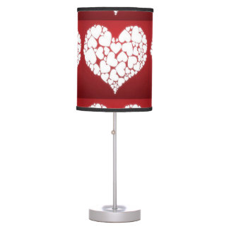 A Heart Full Of Love Table Lamp