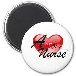 A Heart of a Nurse Magnet