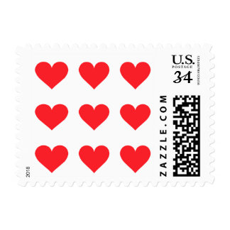 A Heart of Love and Affection Stamp