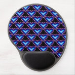A Heart Pattern 3 Gel Mouse Pads