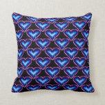 A Heart Pattern 3 Pillow