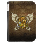 A Heart to Take Flight Kindle Case -- Yellow