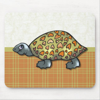 A Hearty Turtle Mouse Pad