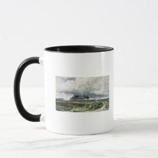A Heath Scene Mug