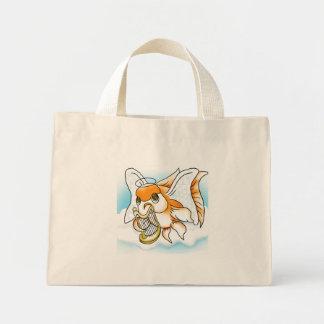 A Heavenly Goldfish! Mini Tote Bag