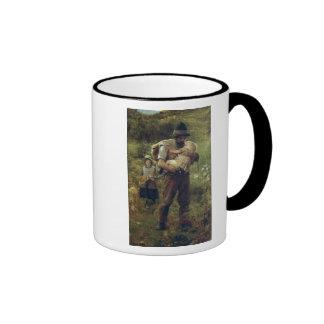 A Heavy Burden Ringer Mug