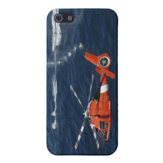 A helicopter crew trains case for iPhone SE/5/5s