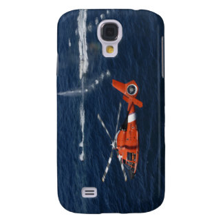 A helicopter crew trains galaxy s4 cover