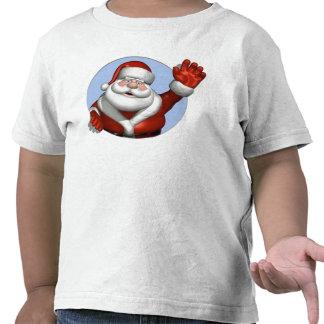 A Hello from Santa Claus - Camisetas