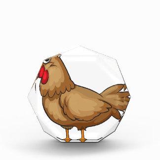 A hen award