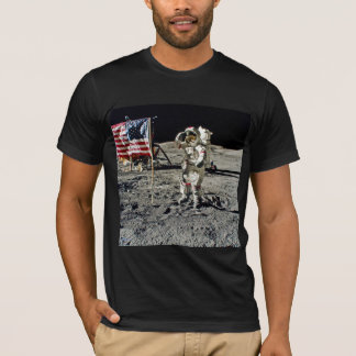 A Hero's Salute From Apollo 17 T-Shirt