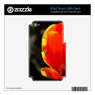 A Hidden Friend Skins For iPod Touch 4G