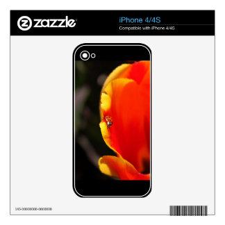 A Hidden Friend Skin For iPhone 4S