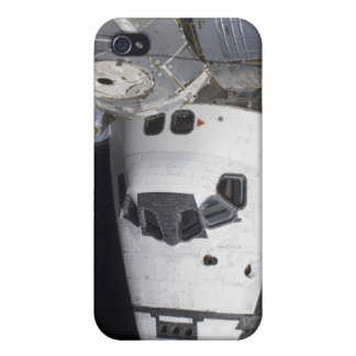 A high-angle view of the crew cabin iPhone 4/4S covers