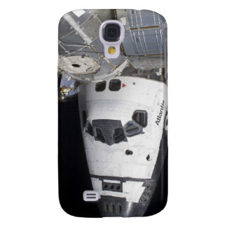 A high-angle view of the crew cabin samsung galaxy s4 cover