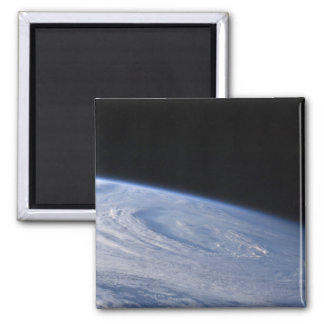 A high-oblique view 2 inch square magnet