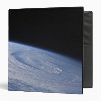 A high-oblique view binder