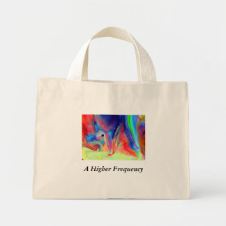 A Higher Frequency, A Higher Frequency Tote Bag