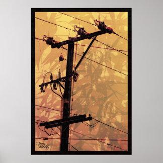 A-highvoltage Posters