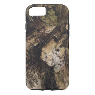A Hilly Landscape with Figures Approaching a Bridg iPhone 8/7 Case