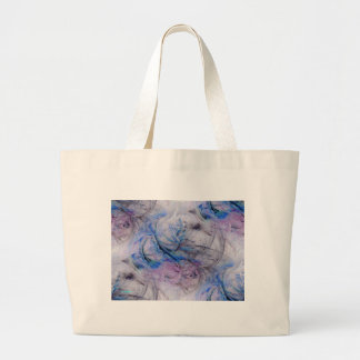 A Hint of Purple Tote Bags