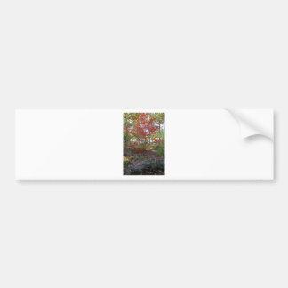 A Hint of Red Velvet Bumper Sticker