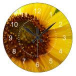 A Hint Of Sunshine Wall Clock