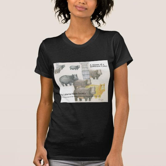 A Hippo of a Differnt Color! T-Shirt