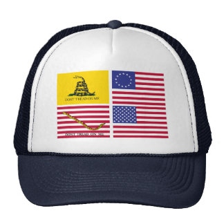 A History Of United States Flags Trucker Hat