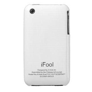 A-Hole iFool Case