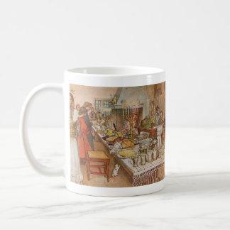 A Holiday Dinner Coffee Mug