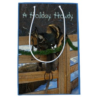 A Holiday Howdy