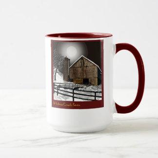 A Holmes County Barn Mug