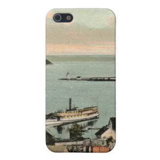 A Home By The Sea Case For iPhone SE/5/5s
