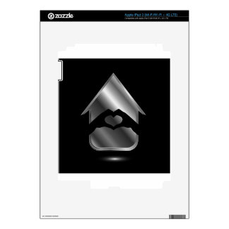 A home full of love and happiness decal for iPad 3